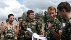 """""""Солдати"""": актори і ролі серіалу. Які актори знімалися в серіалі """"солдати""""?"""