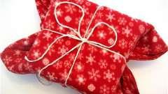 Поради, як упакувати подарунок в подарунковий папір