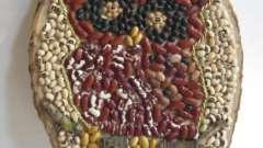 Створюємо прекрасне панно з природних матеріалів для нашої кухні