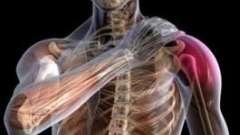 Спортивна травма плечового суглоба