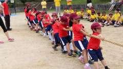 Спортивне дозвілля в старшій групі дитячого садка
