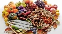 Середземноморська дієта, меню на тиждень для схуднення