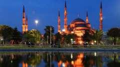 Стамбул в лістопаді. Свята и відпочинок в стамбулі в лістопаді