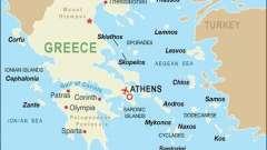 Країни, з якими межує греція: що це за держави?