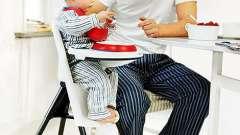 Стілець для годування peg-perego - якість і краса для вашого малюка