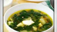 Суп з кропиви та щавлю: рецепт з яйцем. Як зварити суп з кропиви і щавлю?