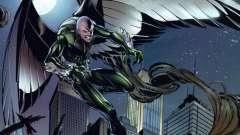 Суперлиходій стерв`ятник (marvel comics)