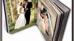 Весільні альбоми ручної роботи