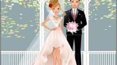 «Весільні одягалки» - репетиція реальної весілля