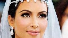 Весільний макіяж для карих очей: покрокова інструкція