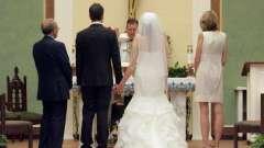 Свідкамі на весіллі хто може бути? Свідки на весіллі, дружок і дружка: обов`язки і прикмети
