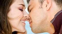 Такий різний поцілунок. Види поцілунків