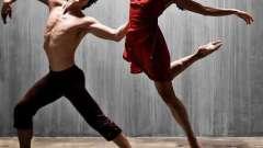 Танець ногами і його особливості