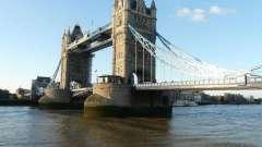 Тауерський міст в лондоні. Тауерський міст в лондоні - фото