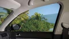Тонування атермальне плівкою стекол автомобіля