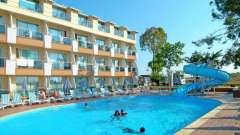 Тризірковий готель «аперіон бич» (сиде, туреччина)