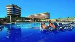 Туреччина, белек, готелі - можливості комфортного відпочинку