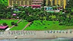 Туреччина: «махбері бич» - готель посеред квітучого саду!