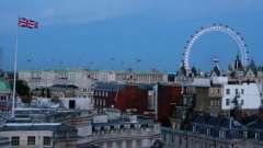 Туристичні пам`ятки англії