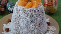 """Сирна паска в духовці: рецепт. Великдень сирна """"царська"""" заварювана. Форма для сирної паски"""