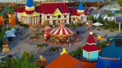 Дивовижний і казкових «сочи-парк». «Змій гірничо» - атракціон для екстремалів. Опис, фото, ціни