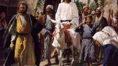 Заглибимося в сенс того, що таке вербну неділю