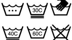 Доглядаємо за речами правильно: позначення ярликів на одязі