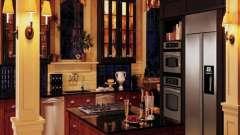 Затишний інтер`єр кухонь своїми руками
