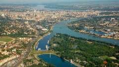 Унікальна країна сербия: міста і їх опис