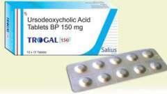 Урсодезоксихолева кислота - ефективний жовчогінний і гепатопротекторний засіб