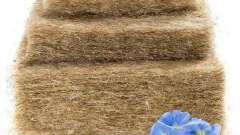 Утеплювач з льону: властивості, монтаж, сфера застосування