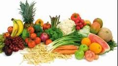 У яких продуктах є вітамін с - детальна таблиця