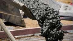 В25 (бетон): характеристики і використання
