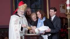 Важливо кожному з батьків знати, коли хрестять новонародженого