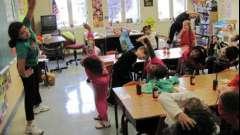Вдих глибокий, руки ширше, або ранкова гімнастика в старшій групі дитячого садка