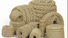 Мотузка сизалевая: ідеї застосування