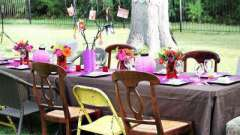 Веселий конкурс на ювілей за святковим столом