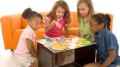 Види ігор та їх класифікація для дітей