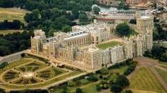 Віндзорський замок - резиденція королівської сім`ї