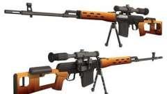 """Гвинтівка """"драгунів"""" - ідеальний зразок вітчизняного снайперської зброї"""