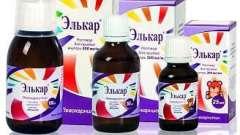 Вітаміни «елькар»: відгук і застосування