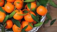 Вітаміни в мандаринах: перелік, корисні властивості, харчова цінність і протипоказання