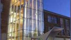 Вітражне скління фасадів будівель