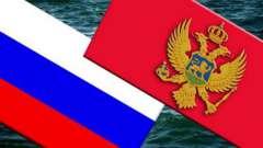 Віза в чорногорію для росіян: нюанси оформлення