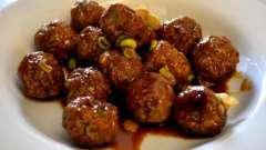 Смачні та апетитні тефтелі з яловичого фаршу: різноманітність соусів і тонкощі приготування