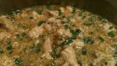 Смачний рецепт швидкого приготування: курка з рисом в мультиварці