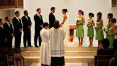 Хвилююча і поважна мова свідків на весіллі