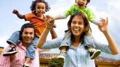 Виховання дитини в сім`ї: секрети і тонкощі