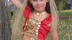 Східні танці для дітей - можливість розкрити індивідуальність і творчий потенціал