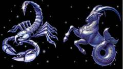 Чи можлива сумісність козерога-чоловіки і скорпіона-жінки?